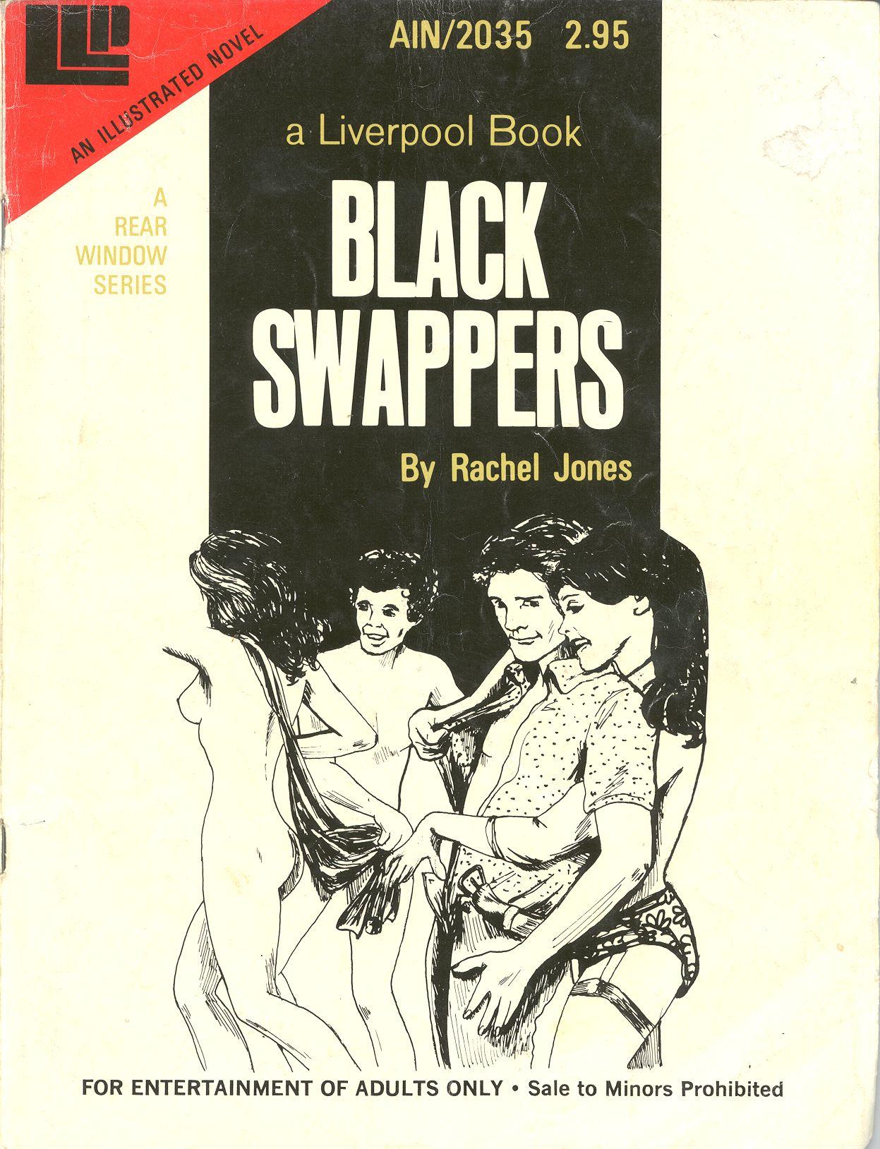Black Swappers by Rachel Jones - Ebook