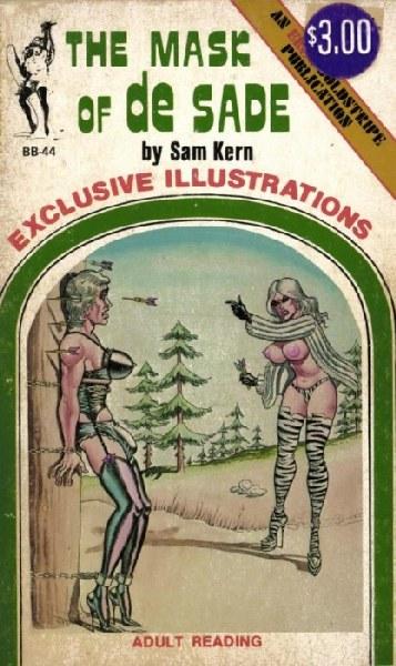 The Mask of De Sade by Sam Kern - Ebook
