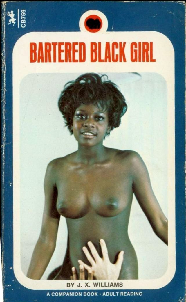 Bartered Black Girl by J.X. Williams - Ebook