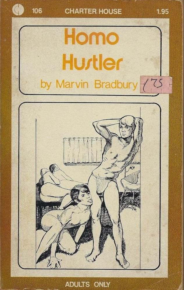 Homo Hustler by Marvin Bradbury - Ebook