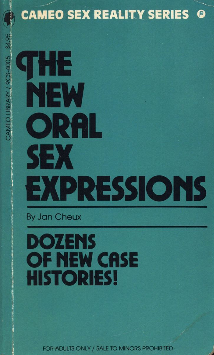 The New Oral Sex Expressions by Jan Cheux - Ebook