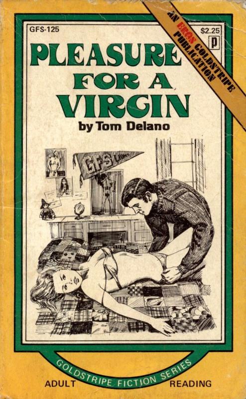 Pleasure For A Virgin by Tom Delano - Ebook