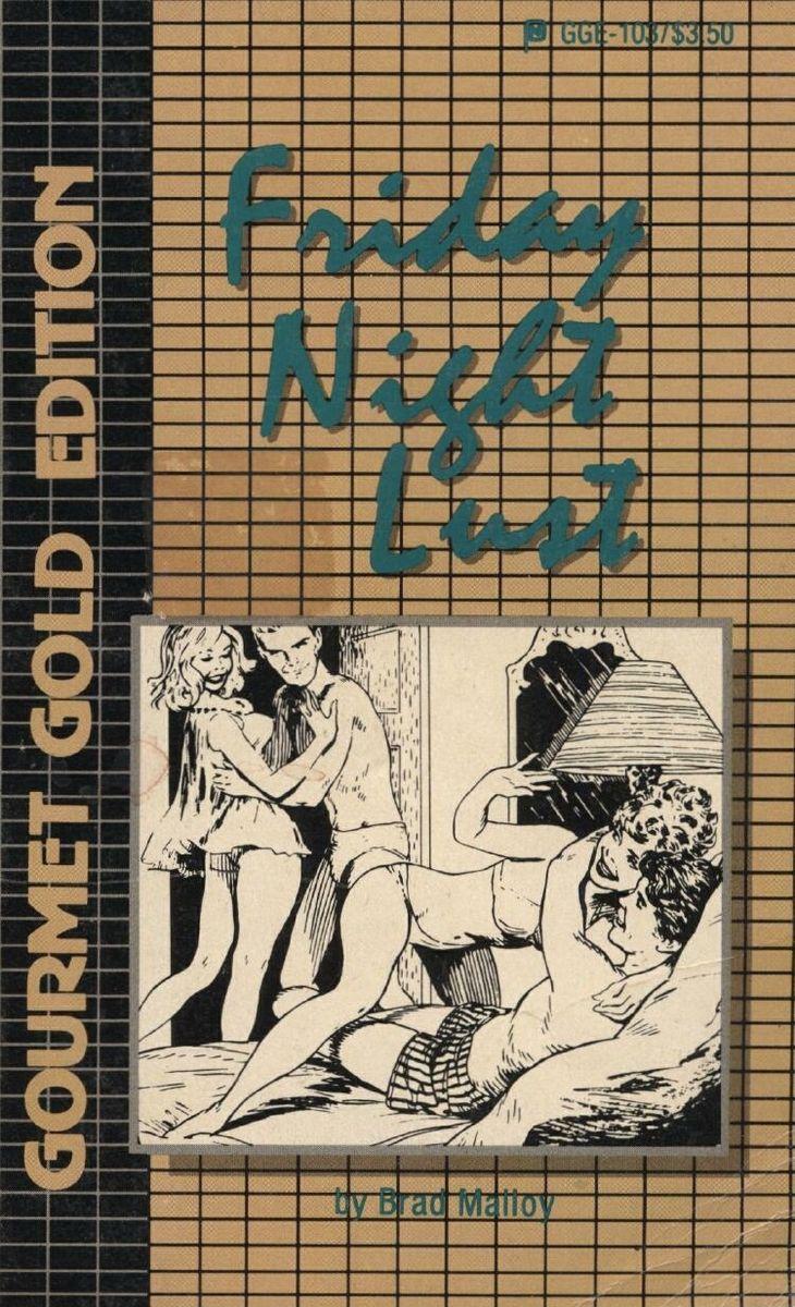 Friday Night Lust by Brad Malloy - Ebook