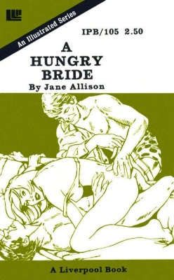 A Hungry Bride by Jane Allison - Ebook