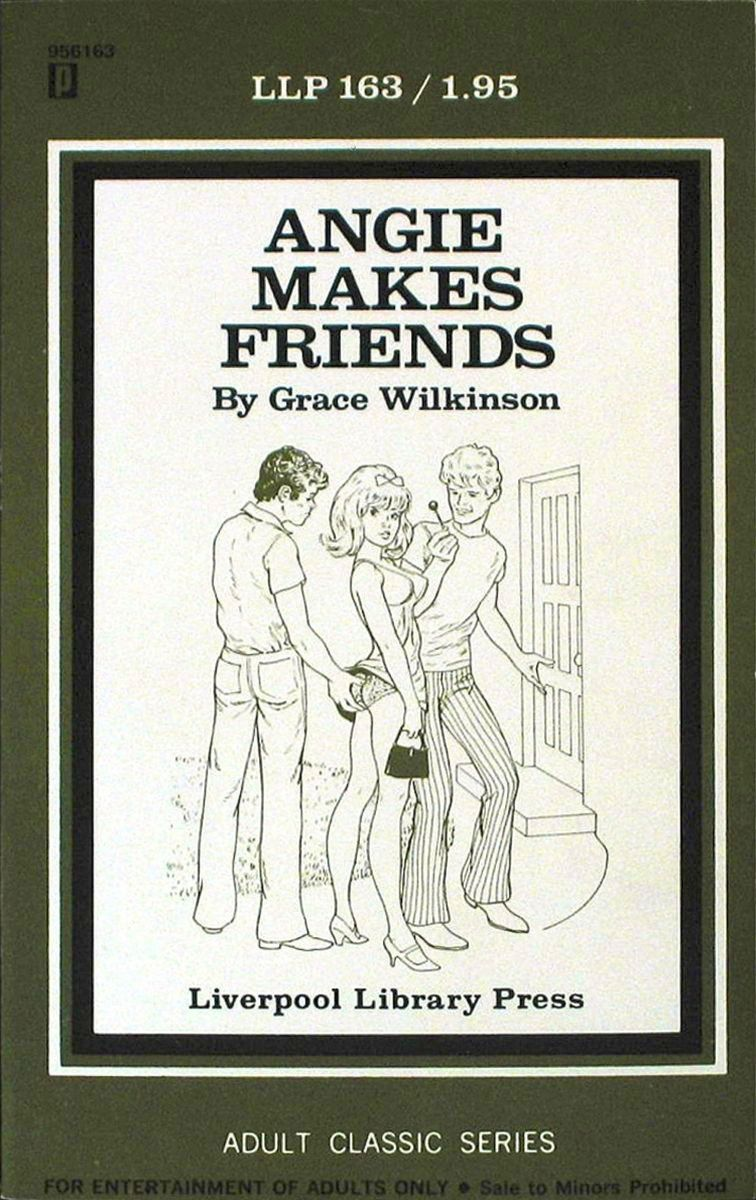 Angie Makes Friends - LLP0163 - EBook