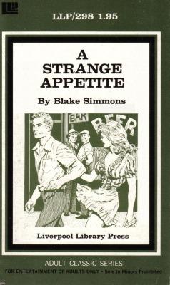 A Strange Appetite by Blake Simmons - Ebook
