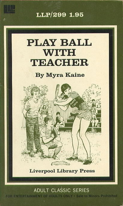 Play Ball with Teacher by Myra Kaine - Ebook