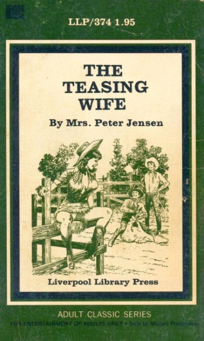 The Teasing Wife by Mrs. Peter Jensen - Ebook