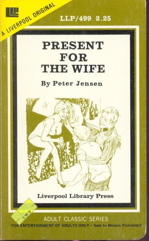 Present For The Wife - LLP0499 - Ebook