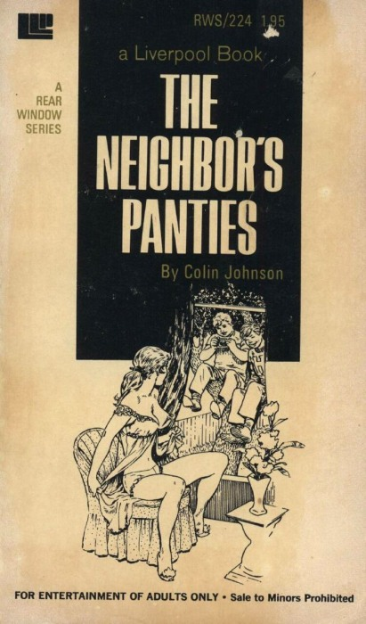 RWS0224 - The Neighbor's Panties by Colin Johnson - Ebook