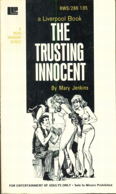 RWS0286 - The Trusting Innocent by Mary Jenkins - Ebook