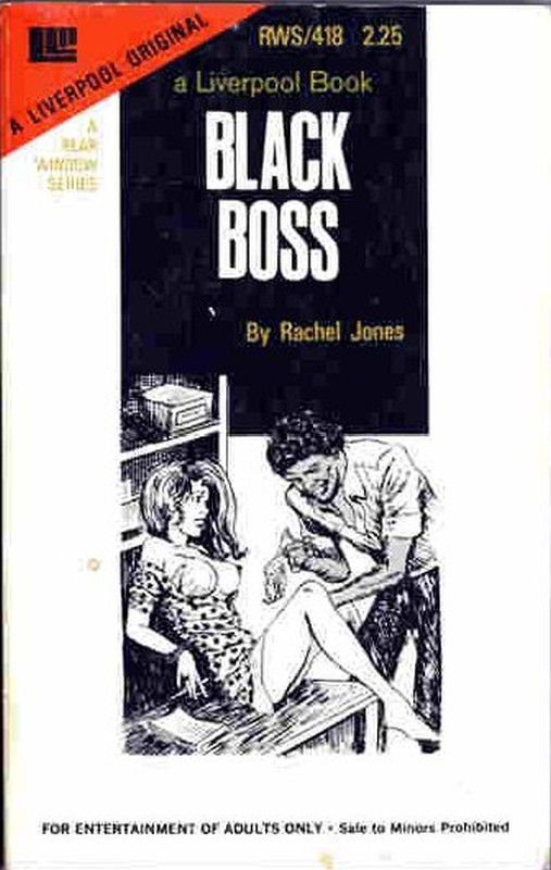 RWS0418 - Black Boss by Rachel Jones - Ebook