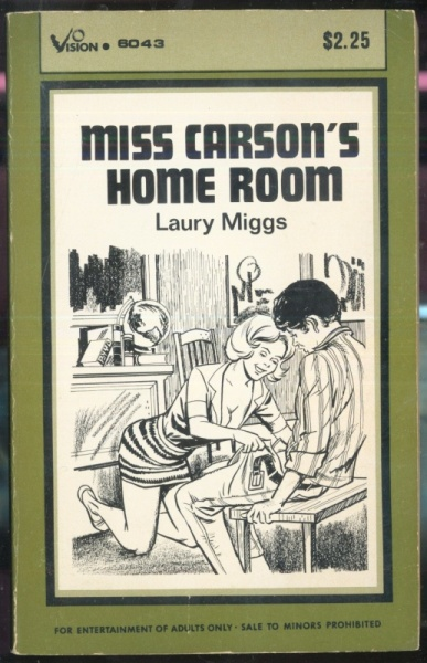 Miss Carson's Home Room - V-6043 - Ebook