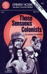 Those Sensuous Colonists - APS-123 - Ebook