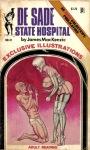 BB2-031 - De Sade State Hospital by James MacKenzie - Ebook