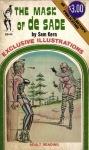 BB2-044 - The Mask of De Sade by Sam Kern - Ebook