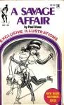 BB2-145 - A Savage Affair by Paul Stone - Ebook