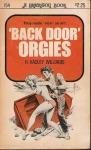 Back Door Orgies - BB5-154 - Ebook