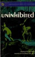 Uninhibited - BH-6019 - Ebook