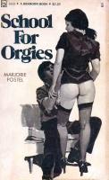 BH-6508 - School For Orgies  by Marjorie Postel - Ebook