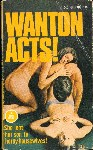 Wanton Acts! - BL-5155 - Ebook