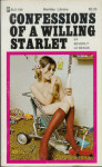 Confessions Of A Willing Starlet by Beverly Le Beaux - Ebook