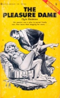 CB3-101 - The Pleasure Dame  by Clyde Gladstone - Ebook