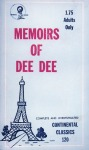 Memoirs Of Dee Dee - CC4-120 - Ebook