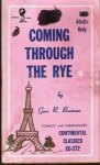 Coming Through the Rye - CC4-272 - Ebook