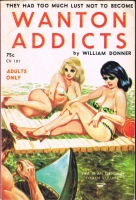 Wanton Addicts - CV-101 - Ebook