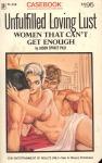 Unfulfilled Loving Lust-Women That Can't Get Enough by Jason Spratt - Ebook