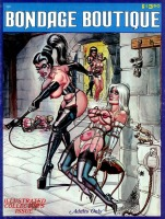 Bondage Boutique - Illustrated by Bill Ward - Ebook