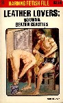 Leather Lovers - Bound Beaten Beauties - HFF-107 - Ebook