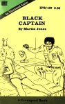 IPB0137 - Black Captain by Martin Jones - Ebook