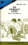 An Unholy Lust by C Van Marcus - Ebook