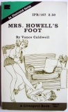 IPB0167 - Mrs. Howell's Foot by Vance Caldwell - Ebook