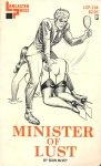 Minister Of Lust by Sean McVey - Ebook