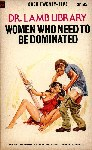 LL3-025 - Women Who Need To Be Dominated by Peter Johnson - Ebook