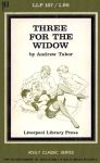 LLP0157 - Three For The Widow by Andrew Tabor - Ebook