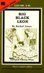 Big Black Leon by Rachel Jones - Ebook