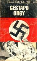 Gestapo Orgy - NF-74 - Ebook