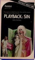 Playback--Sin by John Zachary - Ebook
