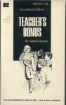 Teacher's Bonus by Carlotta Graham - Ebook