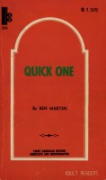 Quick One - UG-2046 - Ebook