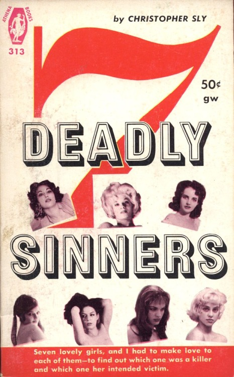 7 Deadly Sinners by Christopher Sly - Ebook