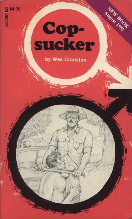 Cop-Sucker by Wes Cranston - Ebook