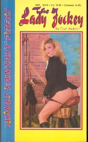 The Lady Jockey by Curt Aldrich - Ebook