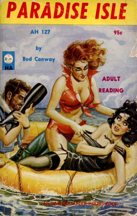 Paradise Isle by Bud Conway - Ebook
