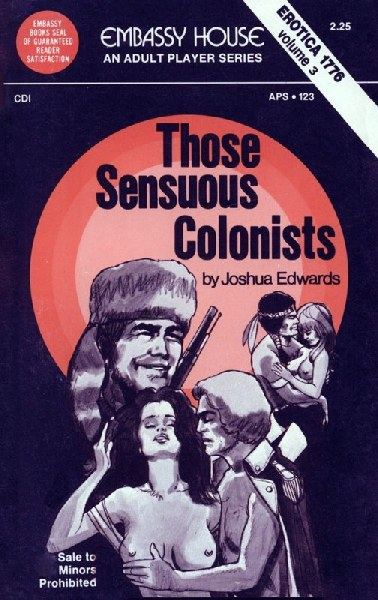 Those Sensuous Colonists by Joshua Edwards - Ebook