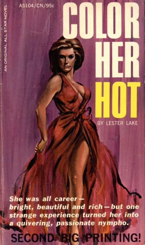 Color Her Hot by Lester Lake - Ebook